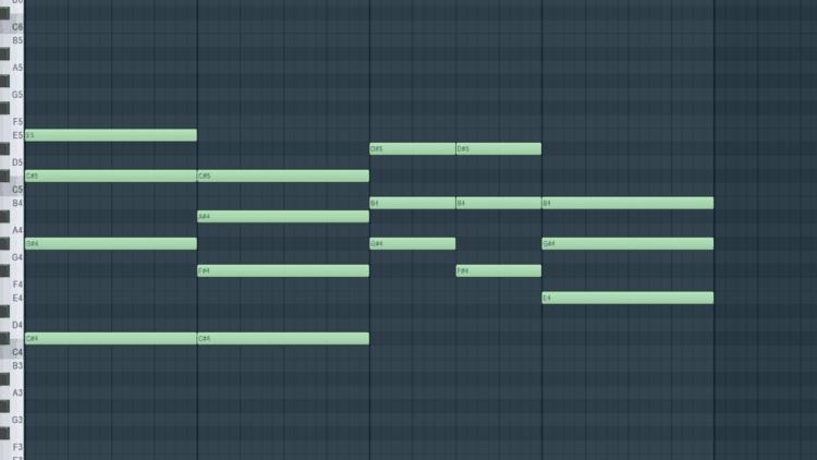 Soundalike Kygo - String Pattern gehalten