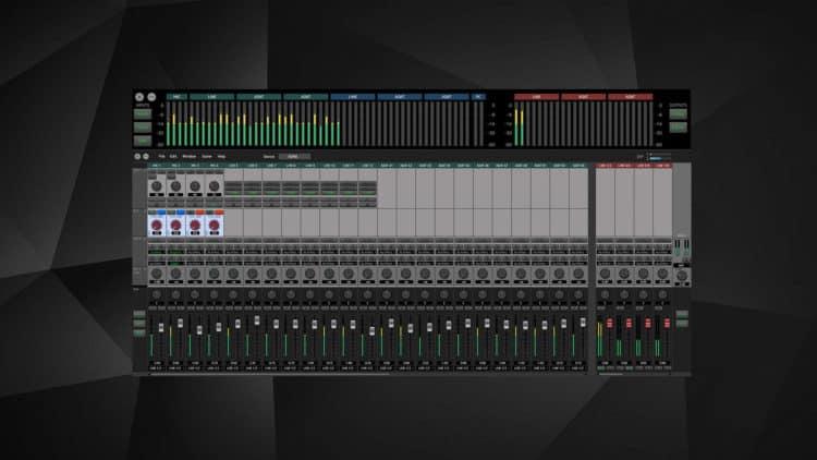 Mixer - Steinberg AXR4
