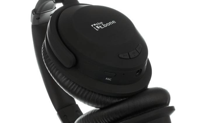 t.bone HD 2000 NC - Active Noise Cancellation Kopfhörer