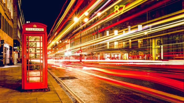 Urlaub für Musiker - London