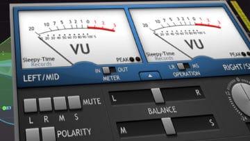 VU-Meter - free VST Plugin kostenlos zum Download