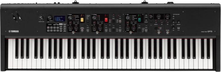 Bedienoberfläche - Yamaha CP73