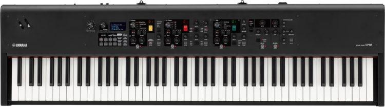 Bedienoberfläche - Yamaha CP88