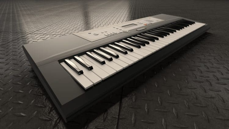 Keyboard aufnehmen leicht gemacht