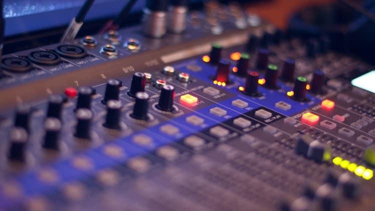 Sonstiges Recording Equipment