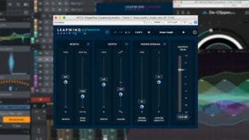 Leapwing Audio StageOne Test