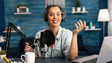 podcast aufnehmen anleitung