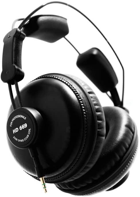 Superlux HD 669 - Recording Kopfhörer