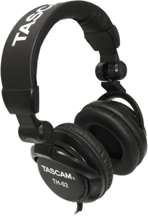 TASCAM TH-02 - Recording Kopfhörer
