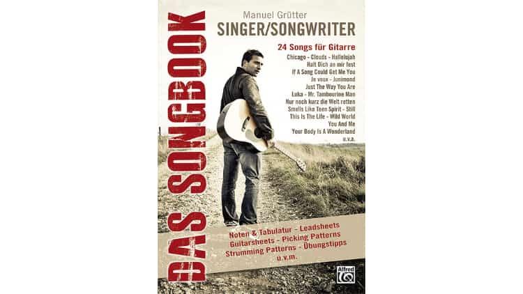 Buch Akkorde Lieder Gitarre