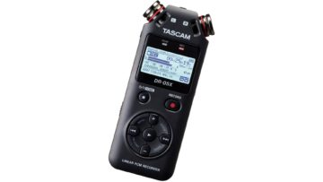 Podcast-Recorder - TASCAM DR-05X