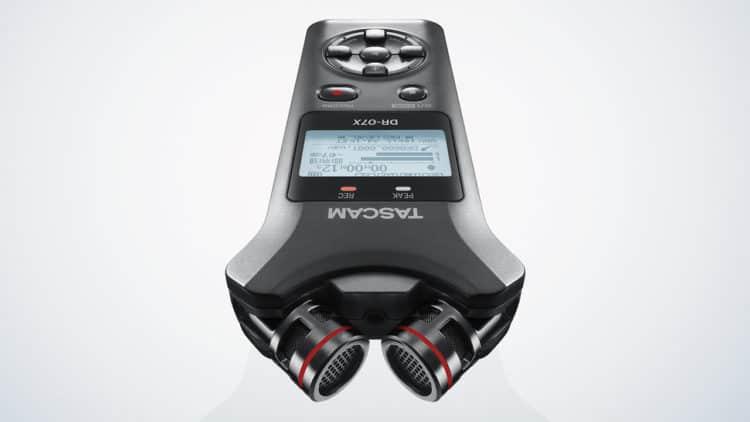 Stereo-Mikrofon - TASCAM DR-07X Review