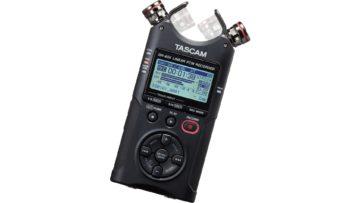 TASCAM DR-40X Test