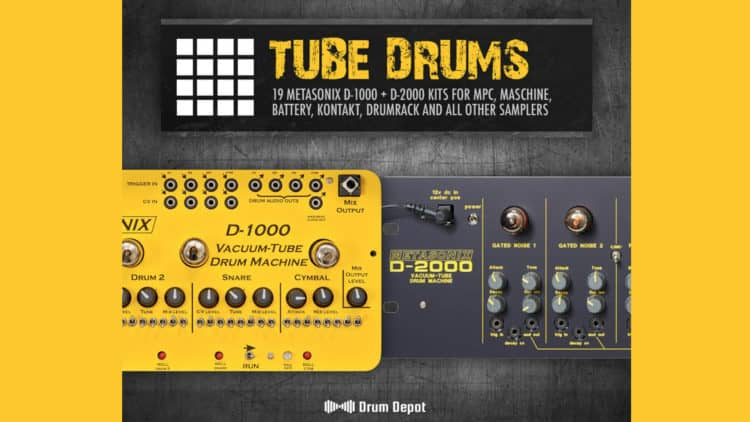 Drum Depot Tube Drums
