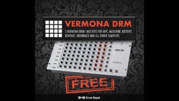Drum Depot Vermona DRM