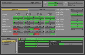 JBR Chorus - Free VST: Chorus-Effekte