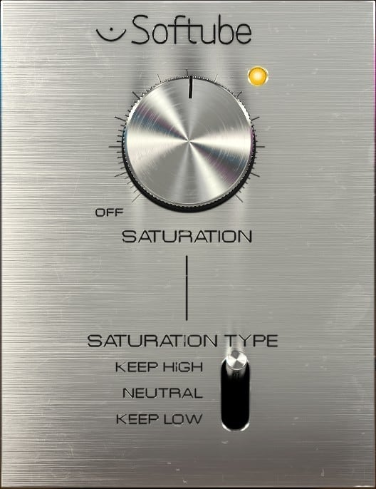Softube Saturation Knob - Distortion Plugin kostenlos