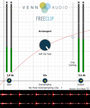Venn Audio Free Clip