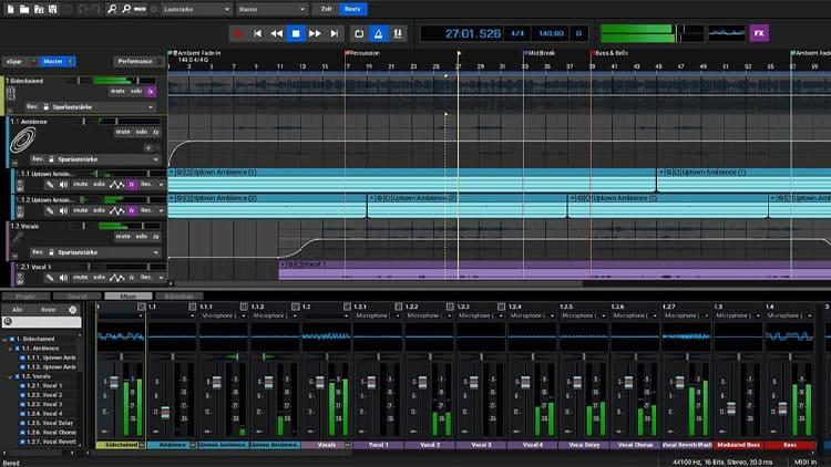 musik produzieren equipment