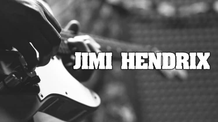 Jimi Hendrix - Portrait