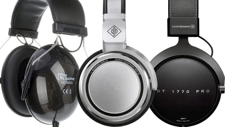 Kopfhörer Recording Top-Modelle & Testsieger