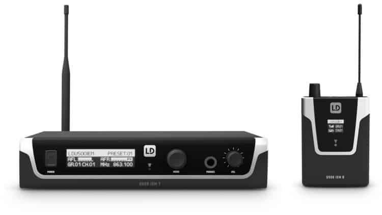 LD Systems U500 IEM