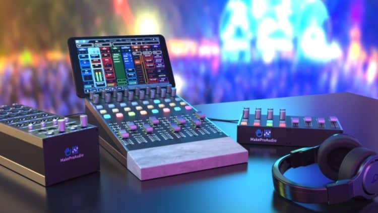 MakeProAudio MPA