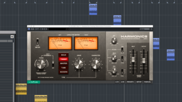 Softube Harmonics Test