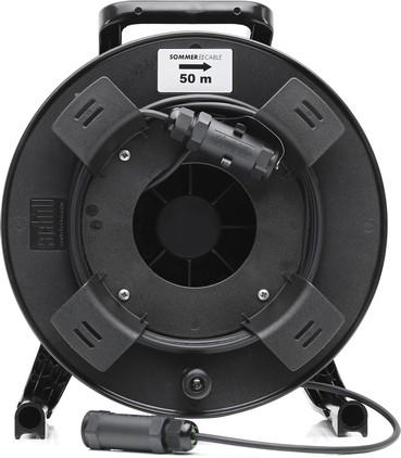 Auf Kabeltrommel - Sommer Cable HDMI-AOC-Kabel