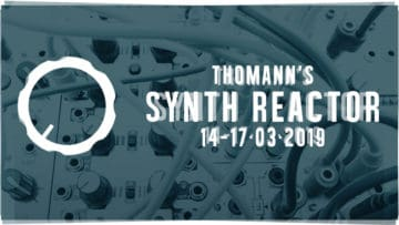 Thomann's Synth Reactor