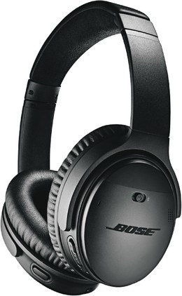 Bose QuietComfort 35 Wireless II - Active Noise Cancellation