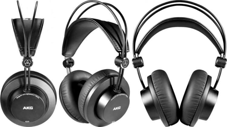 Kopfhörer-Klang im AKG K275 Test