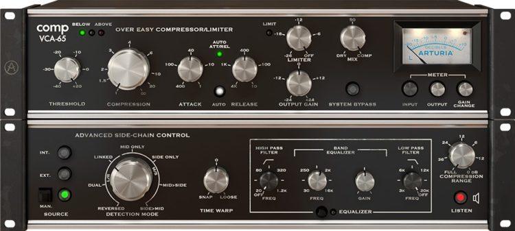 Comp VCA-65 = dbx 165A
