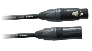 Cordial CSM FM Gold 250 Test