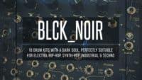 Drum Depot Blck_Noir