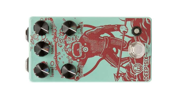 egitarre kompressor pedal