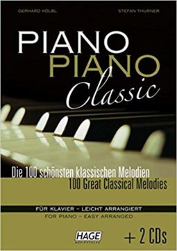 Piano Classics - einfache Pianolieder