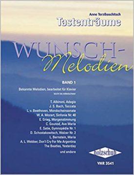 Wunschmelodien für Klavier