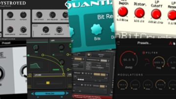 Free VST Bitcrusher