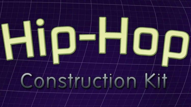 Hip Hop Construction Kit -  Hip Hop Loops