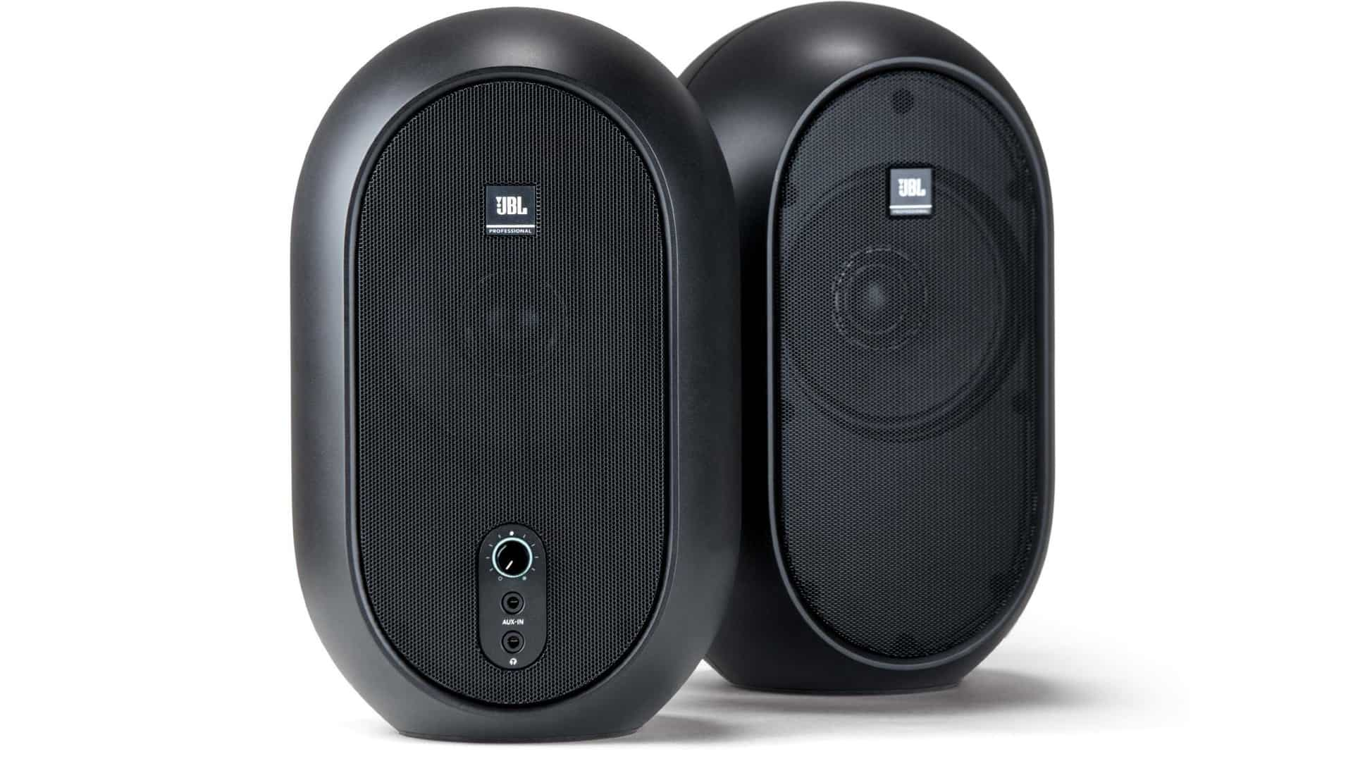 jbl 104 test guter sound aus kleinsten boxen. Black Bedroom Furniture Sets. Home Design Ideas