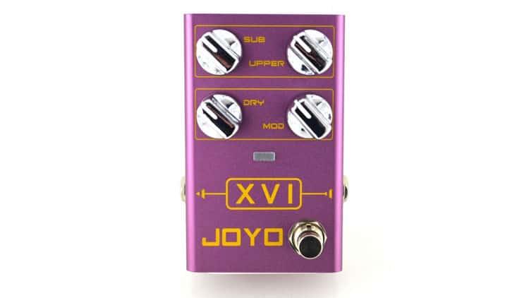 joyo r13 xvi beste effektpedals