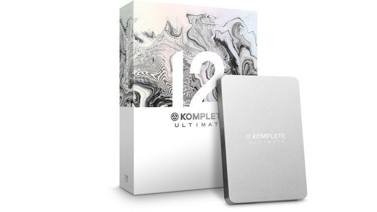 Komplete 12 Ultimate Collector's Edition Test