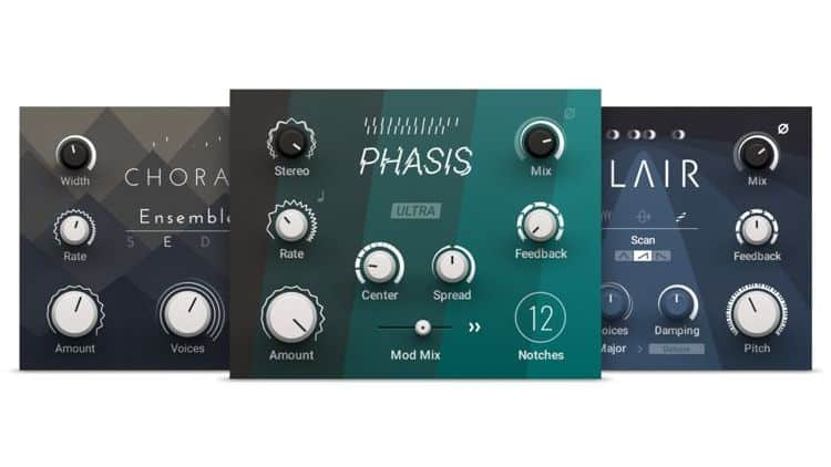 Mod Pack – Choral, Phasis & Flair