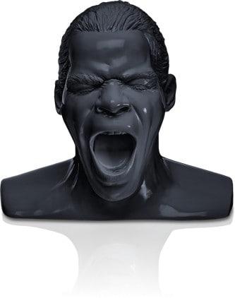Oehlbach Scream - Glaskopf für Kopfhörer