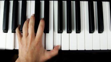 Einfache Klavierlieder: Schöne Songs zum Lernen