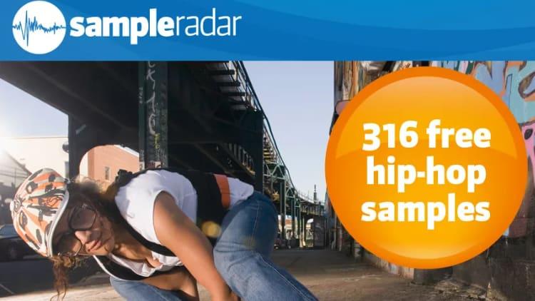 SampleRadar: 316 Free Hip Hop Samples