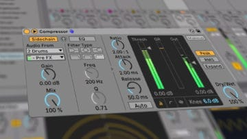 Sidechain in Ableton Live