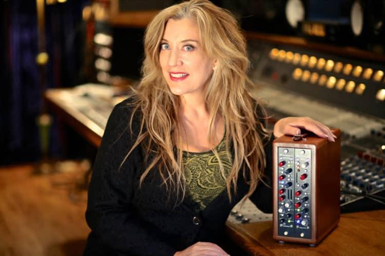 Sylvia Massy - Dozentin bei der Studioszene 2019