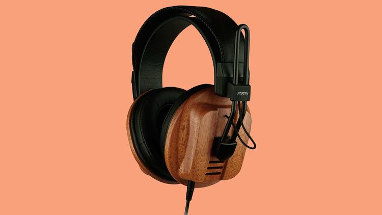 Fostex T60RP: Orthodynamischer Kopfhörer mit Design-Faktor